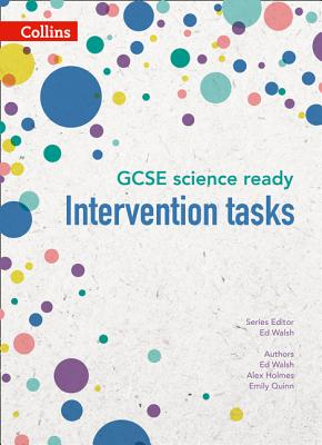 GCSE Science 9-1 – GCSE Science Ready Intervention Tasks for KS3 to GCSE Cover Image