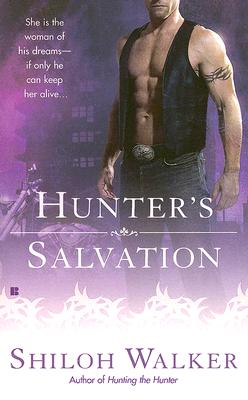 Hunter's Salvation (The Hunters #3) Cover Image