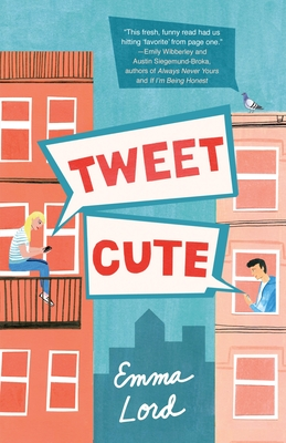 Tweet Cute: A Novel cover