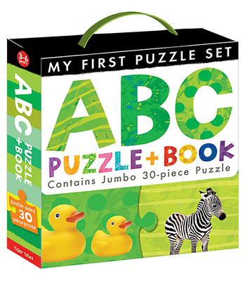 ABC Puzzle and Book Cover