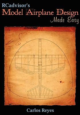 RCadvisor's Model Airplane Design Made Easy Cover Image