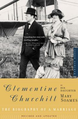 Cover for Clementine Churchill
