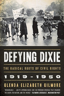 Defying Dixie Cover
