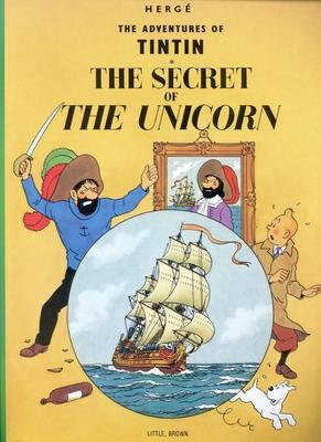 The Secret of the Unicorn (The Adventures of Tintin: Original Classic) Cover Image