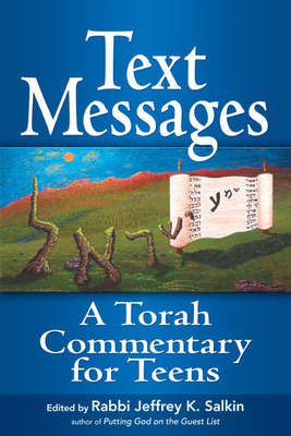 Text Messages: A Torah Commentary for Teens Cover Image