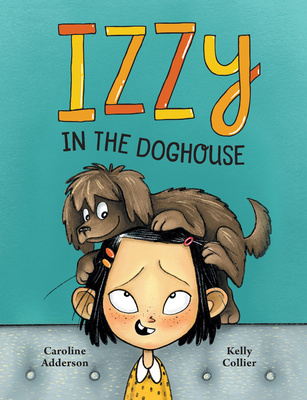 Izzy in the Doghouse cover