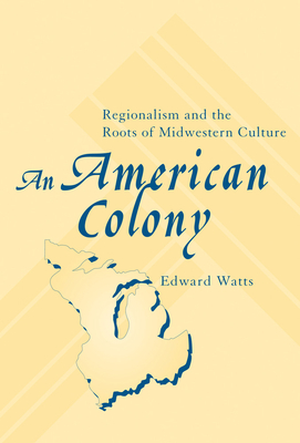 Cover for An American Colony