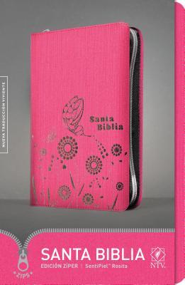 Santa Biblia Ntv, Edicion Ziper Cover Image