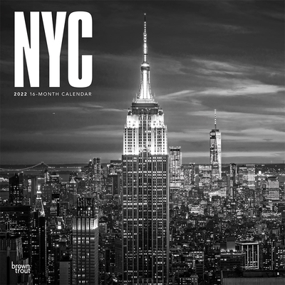 New York City Black & White 2022 Square Cover Image