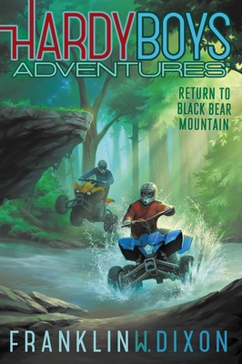 Return to Black Bear Mountain (Hardy Boys Adventures #20) Cover Image