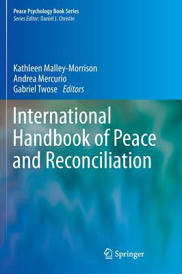 International Handbook of Peace and Reconciliation (Peace Psychology Book #7) Cover Image