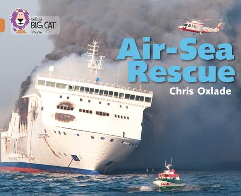 Air-Sea Rescue (Collins Big Cat) Cover Image
