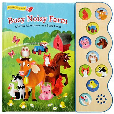 Busy Noisy Farm Cover Image