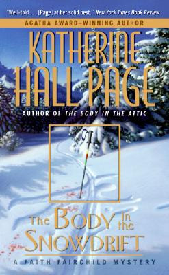 The Body in the Snowdrift Cover