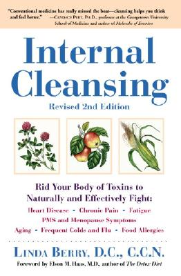 Internal Cleansing, Revised 2nd Edition Cover