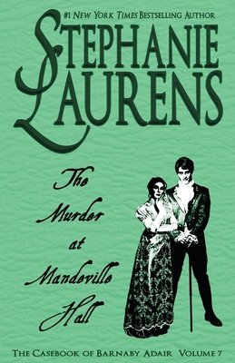 The Murder at Mandeville Hall (Casebook of Barnaby Adair #7) Cover Image