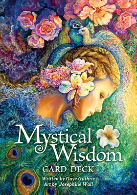 Mystical Wisdom Card Deck Cover Image