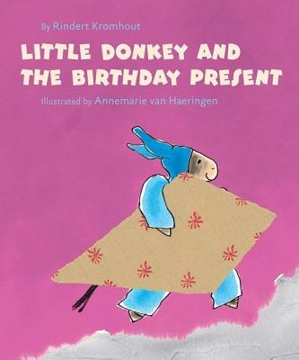 Little Donkey and the Birthday Present Cover
