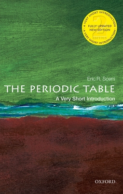 The Periodic Table: A Very Short Introduction (Very Short Introductions) Cover Image