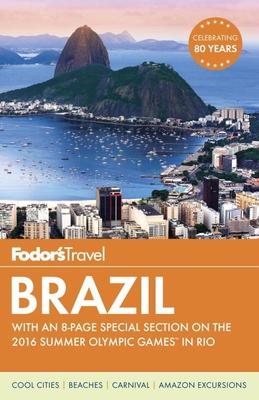 Fodor's Brazil (Travel Guide #7) Cover Image