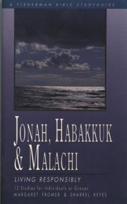 Jonah, Habakkuk, and Malachi Cover