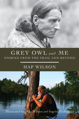 Grey Owl and Me Cover