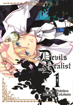 Devils and Realist, Volume 1 Cover