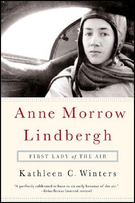 Anne Morrow Lindbergh Cover