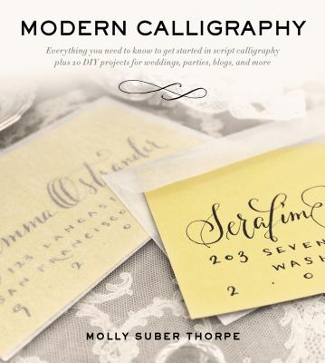 Modern Calligraphy Cover
