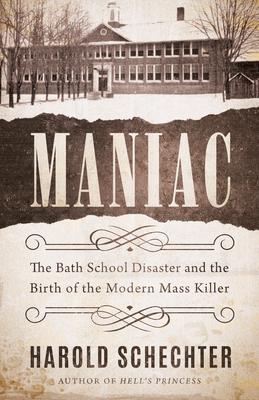 Cover for Maniac