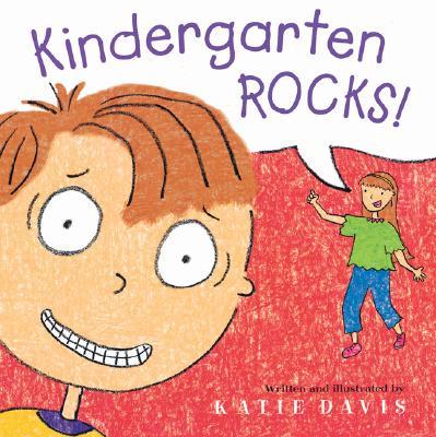 Kindergarten Rocks! Cover