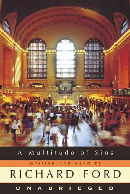 A Multitude of Sins Cover Image
