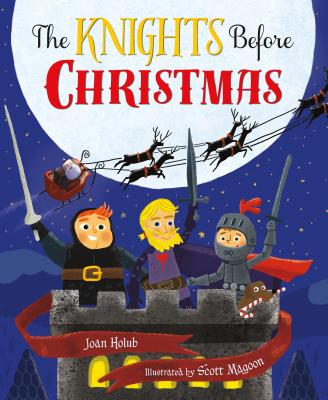 The Knights Before Christmas Cover