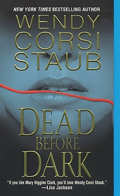 Dead Before Dark Cover