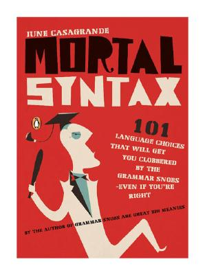 Cover for Mortal Syntax