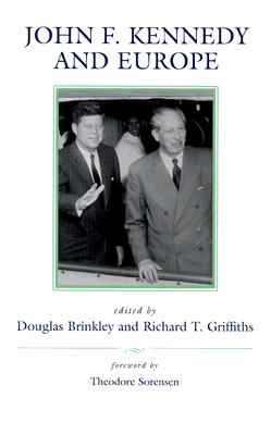 John F. Kennedy and Europe: The Josephites and the Struggle for Black Priests, 1871-1960 (Eisenhower Center Studies on War and Peace) Cover Image