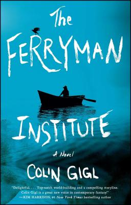 The Ferryman Institute Cover Image