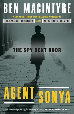 Agent Sonya: The Spy Next Door Cover Image