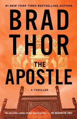 The Apostle: A Thriller (The Scot Harvath Series #8) Cover Image