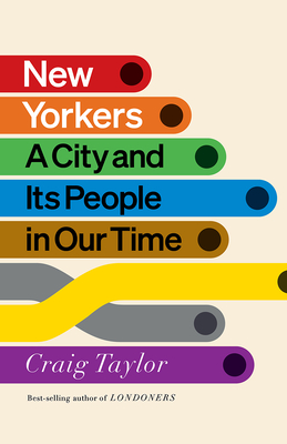 New Yorkers: A City and Its People in Our Time Cover Image