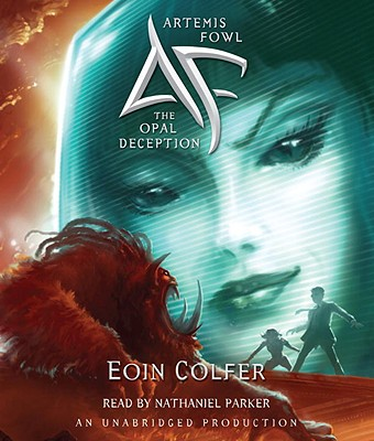 Artemis Fowl 4: Opal Deception Cover Image