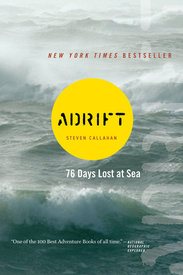Adrift: Seventy-six Days Lost at Sea Cover Image