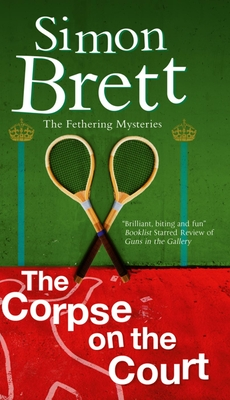The Corpse on the Court Cover