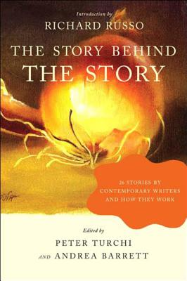 The Story Behind the Story Cover
