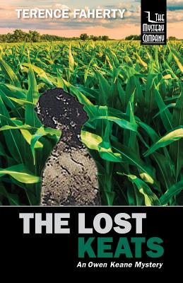The Lost Keats Cover