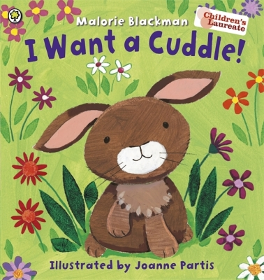I Want a Cuddle! Cover Image
