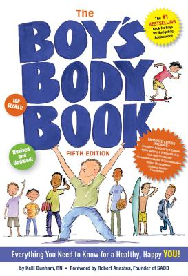 The Boys Body Book: Fifth Edition: Everything You Need to Know for Growing Up! Cover Image