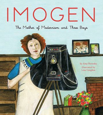 Imogen: The Mother of Modernism and Three Boys Cover Image