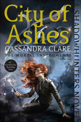 City of Ashes (Mortal Instruments #2) Cover Image