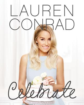 Lauren Conrad Celebrate Cover Image